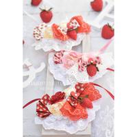 【限定】strawberry lovely choker🍓