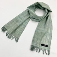 真綿手織りストール