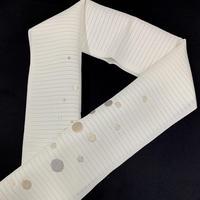 12-137 夏 刺繍半衿