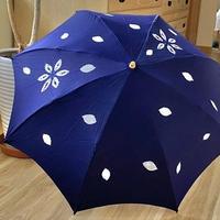 有松絞 折り畳み日傘 50-56