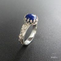 Marie ring - lapis lazuli