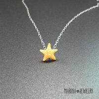 星のネックレス - Xmas star -