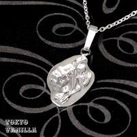 """イニシャル """"R"""" Hawaiian Jewelry Silverネックレス"""