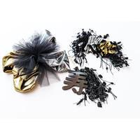 【レンタル】marinco-maringo ×NICO25dendenコラボヘッドドレス 寿black
