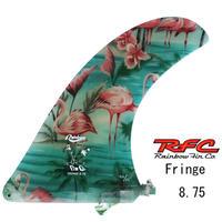 RAINBOW FIN レインボーフィン ロングボード用フィン TRAVELER SERIES Fringe 8.75