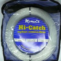 MOMOI Hi-Catch 400lb(150号 )ナイロン・モノフィラメント・リーダー100M