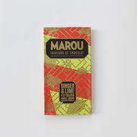 【MAROU】ジンジャーライム & バリア 69%