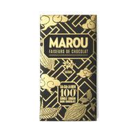 【MAROU】100% ダークチョコレート
