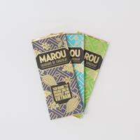【MAROU】シングルオリジン・ミニタブレット 3枚セット「フルーティーセレクト」