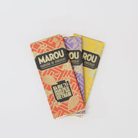 【MAROU】シングルオリジン・ミニタブレット 3枚セット「お酒と愉しむセレクト」