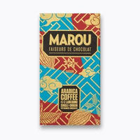 【MAROU】アラビカコーヒー & ラムドン 64%