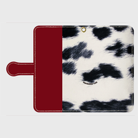 myclozette × sen cow/red smart phone cover / Android