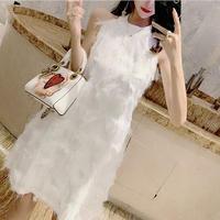 ワンピース❤韓国ドレス とってもきれいめ可愛い夜の為のミニワンピ hdfks962325
