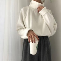 ニット❤秋春用のふんわりスマートな可愛いトップス! hdfks961674