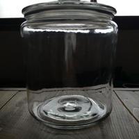 GLASS JAR M