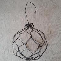 ワイヤーオーナメント ボール