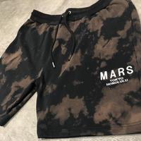 MARS Half Pants tie-dye