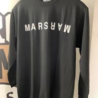 MARSミラーロングTシャツ ブラック