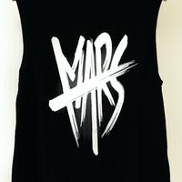 MARS Sleeveless T-Shirt