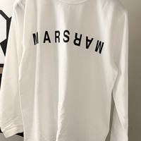 MARSミラーロングTシャツ ホワイト