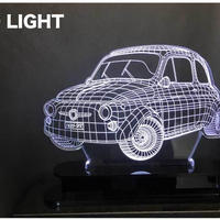 FIAT風 LEDLIGHT