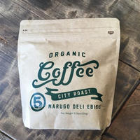 【marugo original】オーガニックコーヒー豆(CITY  ROAST)