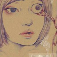 『作品集《intuitionism》marukomexy Art bookⅠ 2014~2015selection』