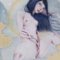原画「恍惚の光」