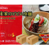 [62] 宋家のビビム冷麺 (2人前) 440g✕12入✕2箱【お取り寄せ品】