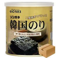 [18]  ソンガネ韓国のり(缶) 30g (8切48枚)✕12✕1箱【お取り寄せ品】
