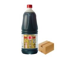 [2]胡麻油マルホンゴールド 1650g ✕6本入 1箱 業務用 お買い得!!【お取り寄せ品】