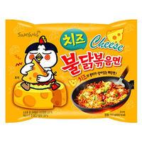 [258] チーズブルダック炒め麺 140g