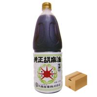 [170]星印純正胡麻油 芳醇M 1650g✕6✕1箱【お取り寄せ品】