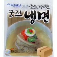 [207] 宮殿冷麺 麺 160g✕60入✕1箱 業務用 【お取り寄せ品】