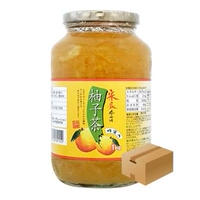 [50]宋家柚子茶 1kg✕12入✕1箱【お取り寄せ品】