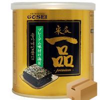 [22] 宋家一品のり(缶)30g(8切54枚) ✕12✕1箱【お取り寄せ品】