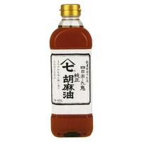 [133]九鬼ヤマシチ純正胡麻油 600g