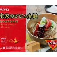 [62] 宋家のビビム冷麺 (2人前) 440g✕12入✕1箱【お取り寄せ品】