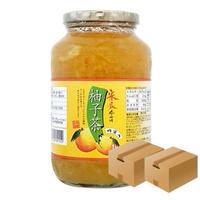 [50]宋家柚子茶 1kg✕12入✕2箱【お取り寄せ品】