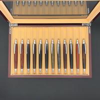 漆円珠筆 12本セット