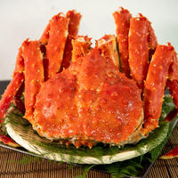たらば蟹 姿4.3kg(ボイル冷凍)【送料込み】