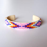 INDIAN JEWELRY/NAVAJO/Beads Bangle