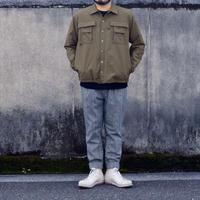 【ラスト1点/サイズM】 Nasngwam (ナスングワム) /CRAGGY JACKET /olive