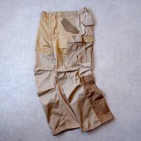 【Re/ M-65】  Nasngwam (ナスングワム) /BARBARIAN PANTS/beige/L-3