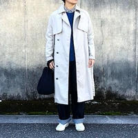 UNIVERSAL TISSU (ユニバーサルティシュ)/ High Density Effortless Trench