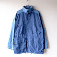FJALL RAVEN two-tone mountain parka/used/Poland