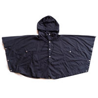 NAPRON(ナプロン)/MILITARY PONCHO NAPRON/blue