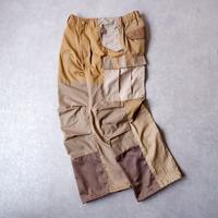 【Re/ M-65】 Nasngwam (ナスングワム) /BARBARIAN PANTS/beige/M-1