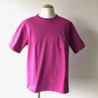 Jackman(ジャックマン)/Dotsume Pocket T-Shirt/度詰めポケットTシャツ/  Dry Rose