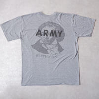 BEETHOVEN ARMY T SHIRT /ベートーヴェンアーミーTシャツ/⑤